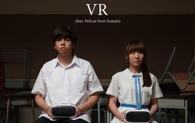 VR歌词谐音 清晨乐团粤语歌曲