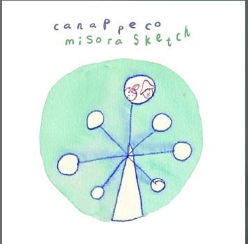 日和歌词谐音 Canappeco (小草帽)日语
