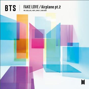 FAKE LOVE (Japanese Version)歌曲歌词谐音