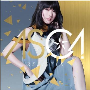 RESISTER歌词谐音 ASCA (アスカ)日语